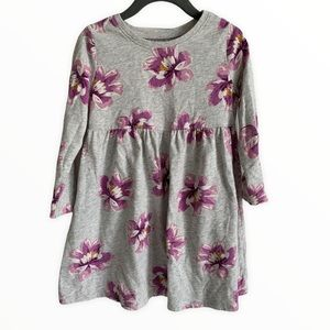Old Navy Floral Swing Dress Size 3T